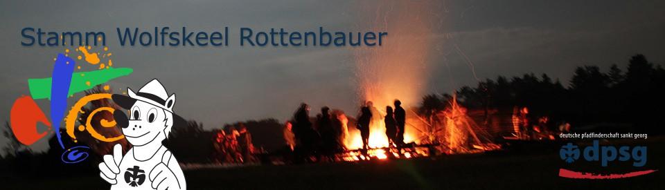 DPSG-Pfadfinder des Stammes Wolfskeel aus Würzburg-Rottenbauer